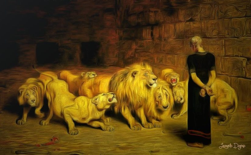 Quiet Lions